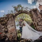 Rachel and Iain Wedding at Aswanley